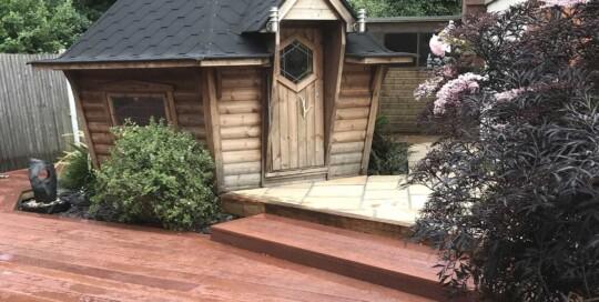 Composite Decking – Essex Garden Designs
